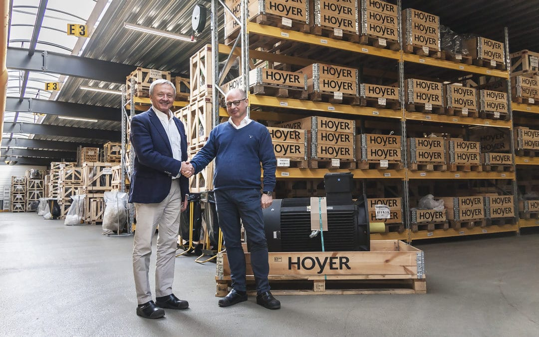 Hoyer Motors entrusts Moscord with direct ship delivery